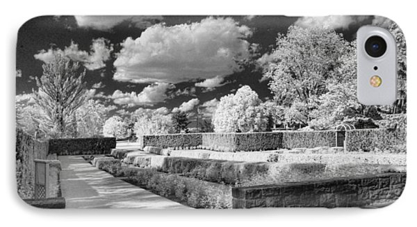 The Gardens In Ir IPhone Case by Michael McGowan