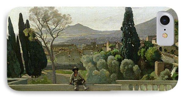 The Gardens Of The Villa Deste IPhone Case