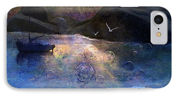 The Gathering IPhone Case by Ed Hall