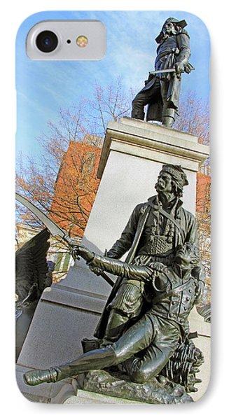 The General Thaddeus Kosciuszko Memorial IPhone Case