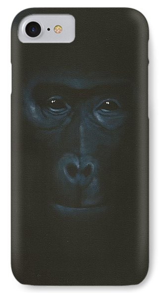 The Gentle Giant IPhone Case by Annemeet Hasidi- van der Leij