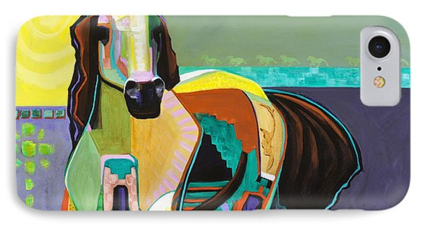 IPhone Case featuring the painting The Gift by Frances Marino