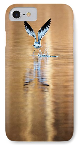 The Gift Of Flight IPhone Case by Bill Wakeley