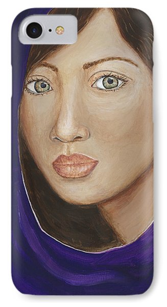 The Giver Phone Case by JoDee Luna