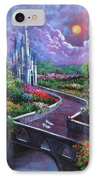 The Glass Slippers IPhone Case by Randy Burns