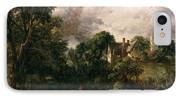 The Glebe Farm Phone Case by John Constable