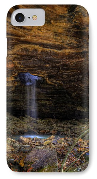 IPhone Case featuring the photograph The Glory Hole by Michael Dougherty