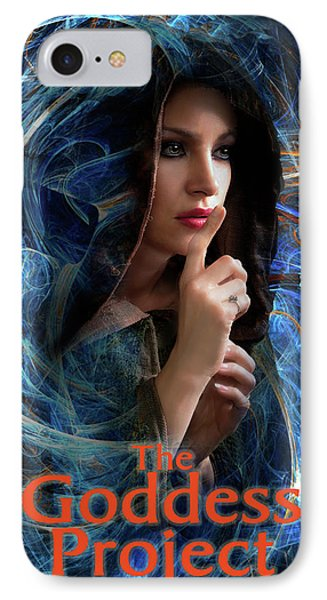 The Goddess Project IPhone Case by David Clanton