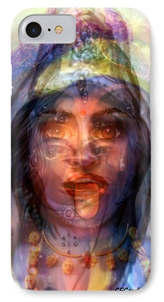 The Goddesses Within You IPhone Case by Carmen Cordova
