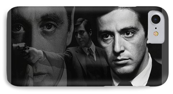 The Godfather IPhone Case by Martin James