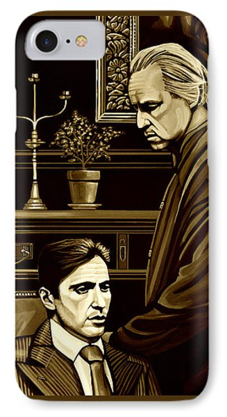 The Godfather IPhone Case by Meijering Manupix