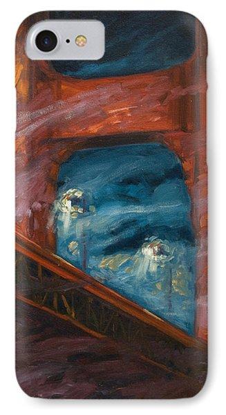 The Golden Gate IPhone Case by Rick Nederlof
