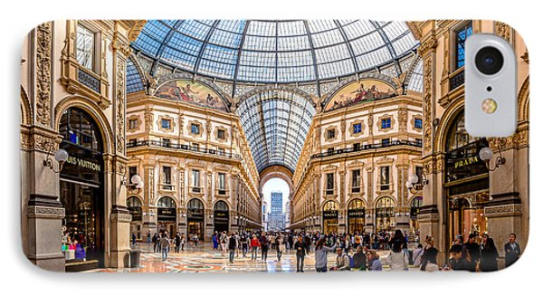 The Golden Hall IPhone Case by Giuseppe Torre