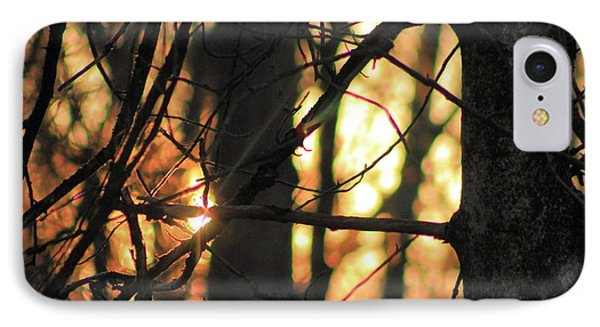 IPhone Case featuring the photograph The Golden Hour by Bruce Patrick Smith