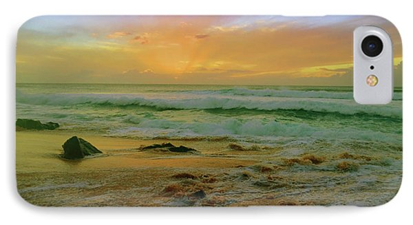IPhone Case featuring the photograph The Golden Moments On Molokai by Tara Turner