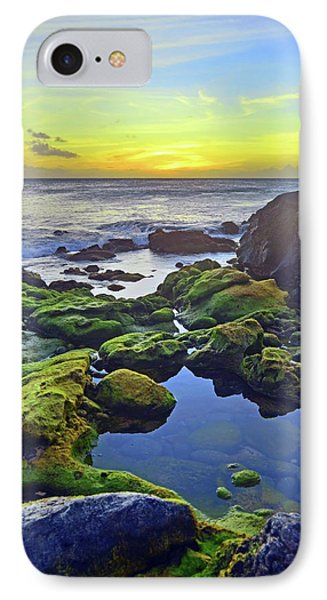 IPhone Case featuring the photograph The Golden Skies Of Molokai by Tara Turner