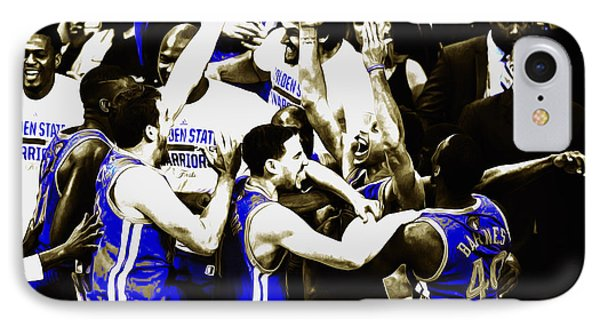 The Golden State Warriors Victorious IPhone Case