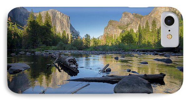 The Golden Valley IPhone Case by JR Photography