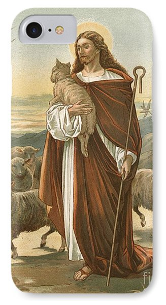 The Good Shepherd IPhone Case by John Lawson
