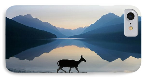 The Grace Of Wild Things IPhone 7 Case by Dustin  LeFevre