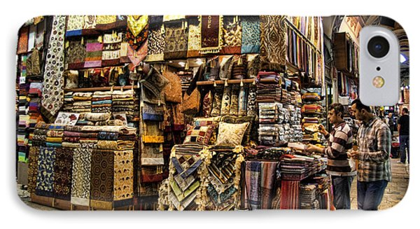 The Grand Bazaar In Istanbul Turkey IPhone Case
