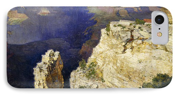 The Grand Canyon IPhone Case by Edward Henry Potthast