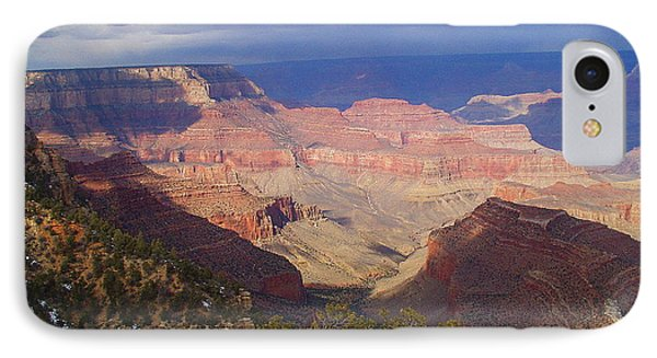 The Grand Canyon IPhone Case by Marna Edwards Flavell