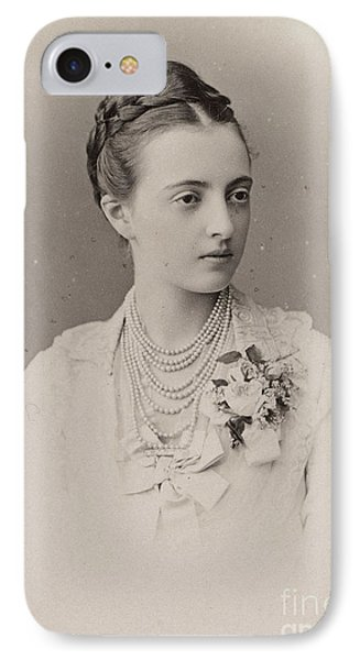 The Grand Duchess Anastasia IPhone Case