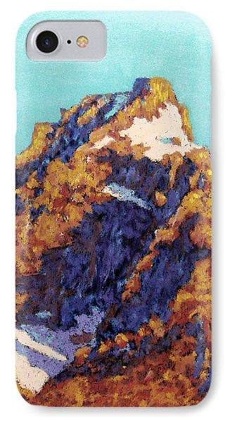 The Grand Teton Phone Case by Abbie Groves