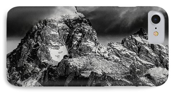 The Grand Teton IPhone Case by Gary Lengyel