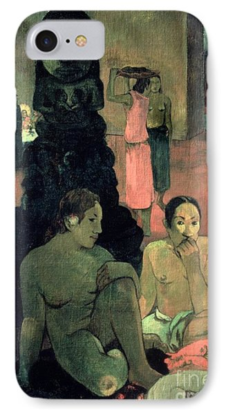 The Great Buddha Phone Case by Paul Gauguin