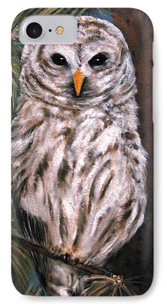 The Great Hunter IPhone Case by Carol Sweetwood