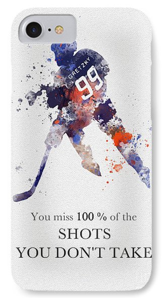 The Great One Quote IPhone Case