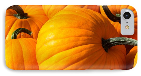 IPhone Case featuring the photograph The Great Pumpkin by Dick Botkin