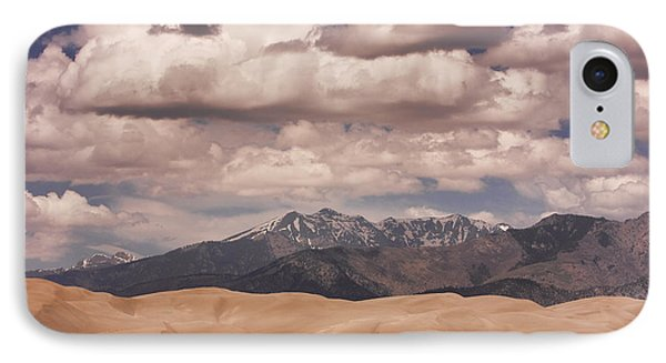 The Great Sand Dunes 88 Phone Case by James BO  Insogna