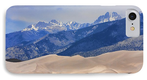 The Great Sand Dunes Color Print 45 Phone Case by James BO  Insogna