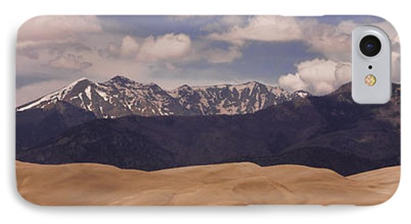 The Great Sand Dunes Panorama 1 Phone Case by James BO  Insogna