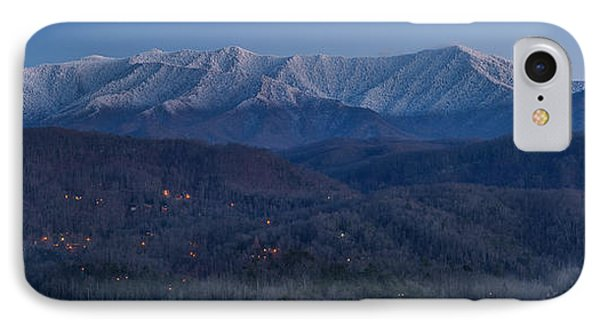 The Great Smoky Mountains IPhone Case by Everet Regal