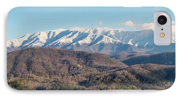 IPhone Case featuring the photograph The Great Smoky Mountains II by Everet Regal