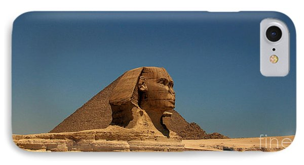 The Great Sphinx Of Giza 2 IPhone Case by Joe  Ng