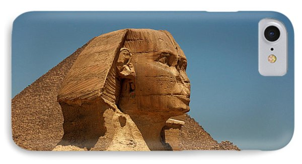 The Great Sphinx Of Giza IPhone Case by Joe  Ng