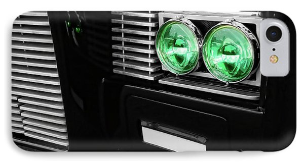 The Green Hornet Black Beauty Clone Car Phone Case by Gordon Dean II