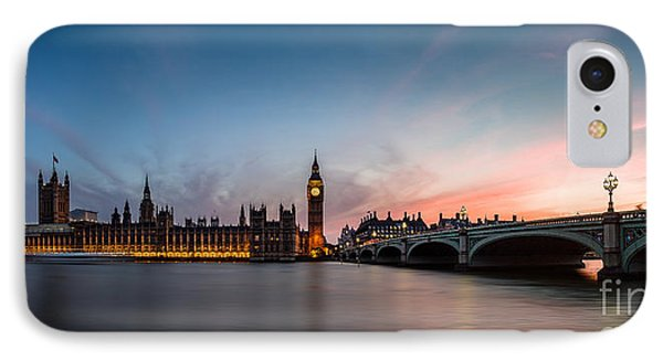 The Guardian IPhone Case by Giuseppe Torre