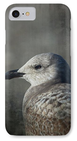 The Gull IPhone Case by Karol Livote