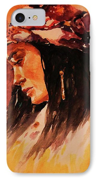 Gypsy Girl IPhone Case