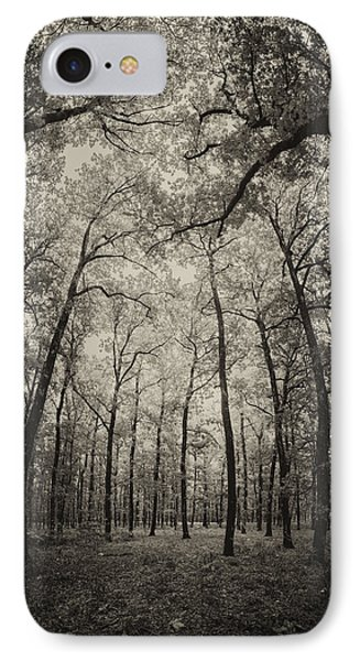 The Hands Of Nature IPhone Case
