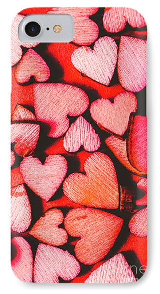 The Heart Of Decor IPhone Case