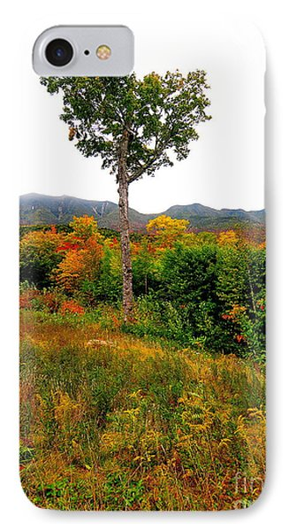 The Heart Of New Hampshire IPhone Case by Catherine Reusch Daley