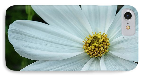 IPhone Case featuring the photograph The Heart Of The Daisy by Monte Stevens