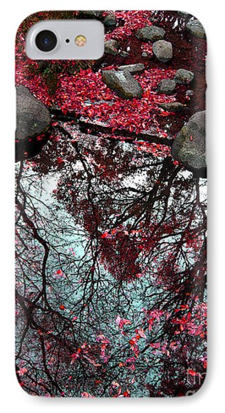 The Heart Of The Forest IPhone Case by Eena Bo
